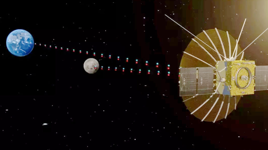 A Radio Telescope Has Been Sent To Explore The Far Side Of The Moon