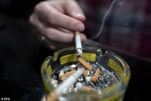 FDA Postpones Plan To Decrease Nicotine Levels In Customary Cigarettes