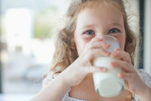 The Kids Allergic To Cow's Milk Are Smaller And Weigh Less